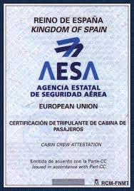 certificado aesa